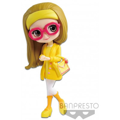 Фигурка Banpresto Big Hero 6 - Q Posket Petit Disney Characters - Rapunzel・Honey Lemon・Tiana (B:Honey Lemon) BP16103P (7 см)