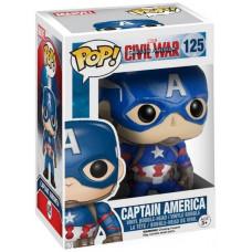 Головотряс Captain America: Civil War - POP! Marvel - Captain America (9.5 см)