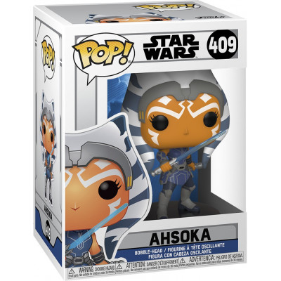 Фигурка Funko Головотряс Star Wars: The Clone Wars - POP! - Ahsoka (Season 7) 52023 (9.5 см)