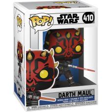 Головотряс Star Wars: The Clone Wars - POP! - Darth Maul (9.5 см)