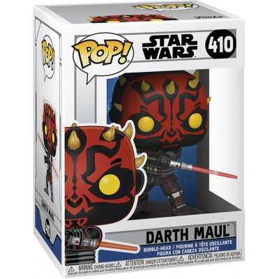 Фигурка Funko Головотряс Star Wars: The Clone Wars - POP! - Darth Maul 52025 (9.5 см)