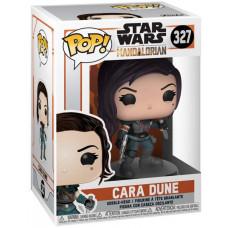 Головотряс Star Wars: The Mandalorian - POP! - Cara Dune (9.5 см)
