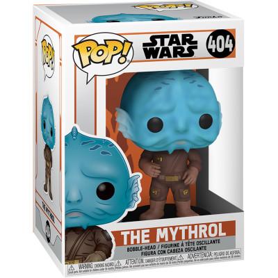 Фигурка Funko Головотряс Star Wars: The Mandalorian - POP! - The Mythrol 50960 (9.5 см)