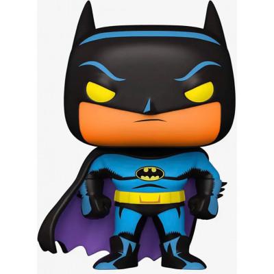 Фигурка Funko DC: Super Heroes - POP! - Batman (Black Light) (Exc) 51725 (9.5 см)