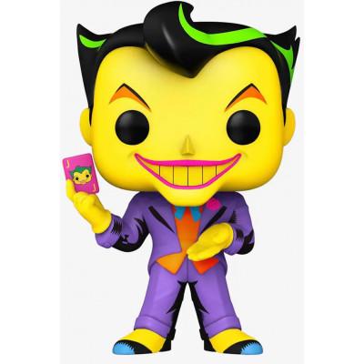 Фигурка Funko DC: Super Heroes - POP! - The Joker (Black Light) (Exc) 51723 (9.5 см)