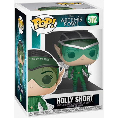 Фигурка Funko Artemis Fowl - POP! - Holly Short 40209 (9.5 см)