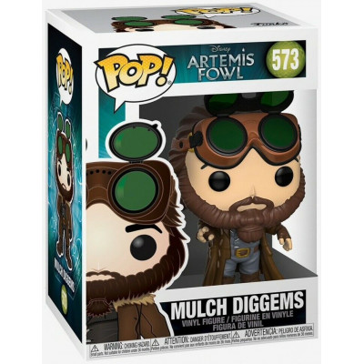 Фигурка Funko Artemis Fowl - POP! - Mulch Diggems 40211 (9.5 см)
