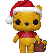 Фигурка Winnie the Pooh - POP! - Winnie the Pooh (Holiday) (Diamond Glitter) (Exc) (9.5 см)