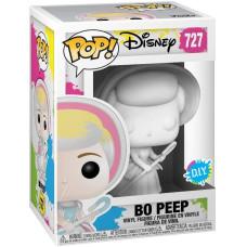 Фигурка Toy Story - POP! - Bo Peep (Do It Yourself) (White) (9.5 см)