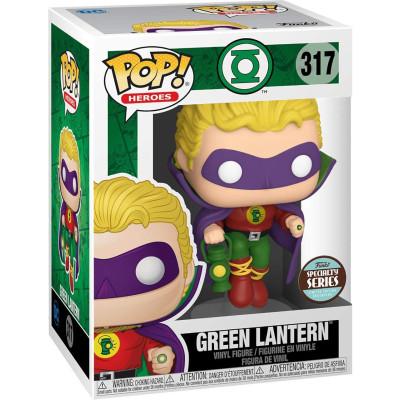 Фигурка Funko Green Lantern - POP! Heroes - Green Lantern (Exc) 45908 (9.5 см)
