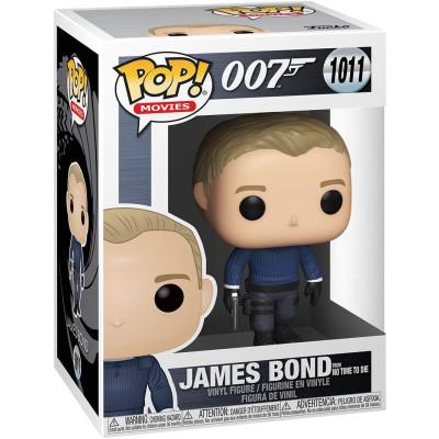 Фигурка Funko 007 - POP! Movies - James Bond from No Time To Die 50156 (9.5 см)
