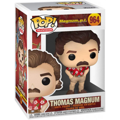 Фигурка Funko Magnum P.I - POP! TV - Thomas Magnum 47194 (9.5 см)