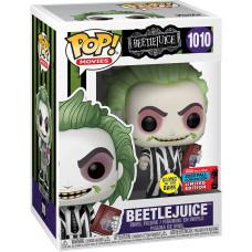 Фигурка Beetlejuice - POP! Movies - Beetlejuice (Glows in the Dark) (Exc) (9.5 см)