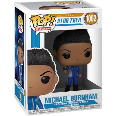 Фигурка Funko Star Trek: Discovery - POP! TV - Michael Burnham 47743 (9.5 см)