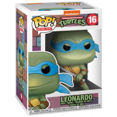 Фигурка Teenage Mutant Ninja Turtles - POP! Retro Toys - Leonardo (9.5 см)