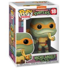 Фигурка Teenage Mutant Ninja Turtles - POP! Retro Toys - Michelangelo (9.5 см)
