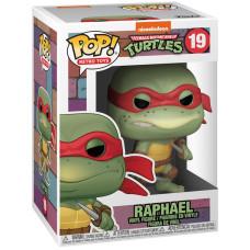 Фигурка Teenage Mutant Ninja Turtles - POP! Retro Toys - Raphael (9.5 см)