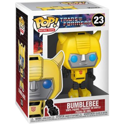 Фигурка Funko Transformers - POP! Retro Toys - Bumblebee 50966 (9.5 см)