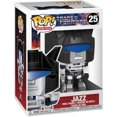 Фигурка Funko Transformers - POP! Retro Toys - Jazz 50968 (9.5 см)