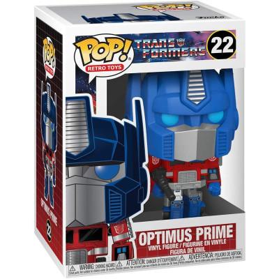Фигурка Funko Transformers - POP! Retro Toys - Optimus Prime 50965 (9.5 см)