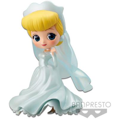 Фигурка Banpresto Cinderella - Q posket Disney Characters - Dreamy Style Special Collection Vol.2 (A:Cinderella) 16149P (14 см)