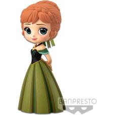 Фигурка Frozen - Q posket Disney Characters - Anna Coronation Style (A Normal color) (14 см)