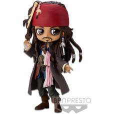 Фигурка Pirates of the Caribbean - Q posket Disney Characters - Jack Sparrow (Ver.A) (14 см)