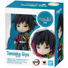 Фигурка Demon Slayer: Kimetsu no Yaiba - Figuarts Mini - Tomioka Giyu (9 см)