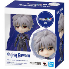 Фигурка Rebuild of Evangelion - Figuarts mini - Nagisa Kaworu (8.9 см)