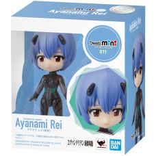 Фигурка Rebuild of Evangelion - Figuarts mini - Ayanami Rei (9 см)