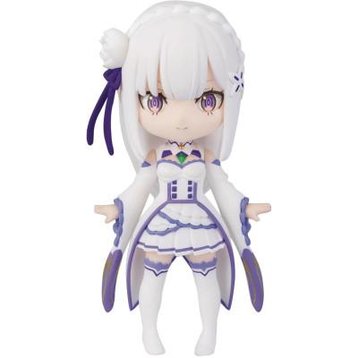 Фигурка Tamashii Nations Re:Zero Starting Life in Another World - Figuarts Mini - Emilia 609922 (9 см)