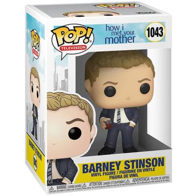 Фигурка Funko How I Met Your Mother - POP! TV - Barney Stinson 51379 (9.5 см)