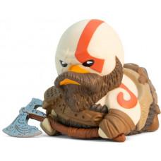 Фигурка God of War - TUBBZ Cosplaying Duck Collectible - Kratos (9 см)