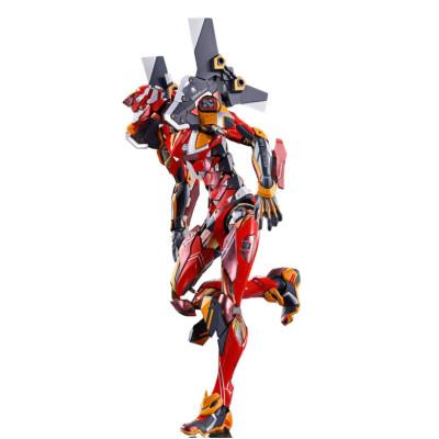 Фигурка Tamashii Nations Rebuild of Evangelion - Metal Build - EVA-02 (2020 Ver) 605047 (22 см)