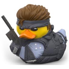 Фигурка Metal Gear Solid - TUBBZ Cosplaying Duck Collectible - Solid Snake (9 см)