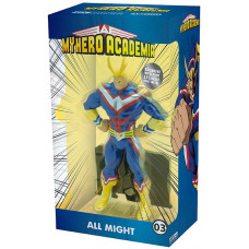 Фигурка My Hero Academia - Super Figure Collection - All Might (Metallic) (22 см)