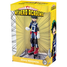 Фигурка My Hero Academia - Super Figure Collection - Izuku Midoriya (16.5 см)
