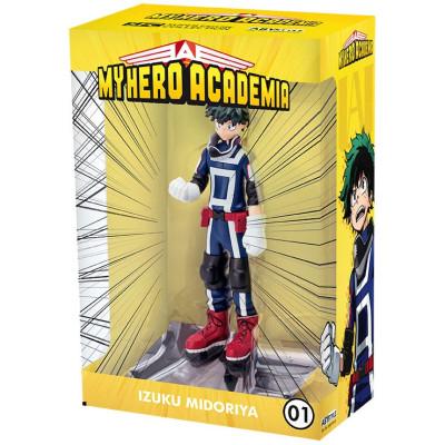 Фигурка ABYStyle My Hero Academia - Super Figure Collection - Izuku Midoriya ABYFIG001 (16.5 см)