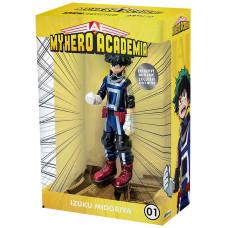 Фигурка My Hero Academia - Super Figure Collection - Izuku Midoriya (Metallic) (16.5 см)