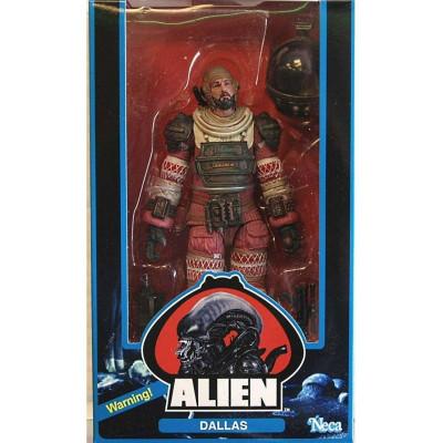Фигурка NECA Alien 40th Anniversary - Action Figure - Dallas 51595 (18 см)