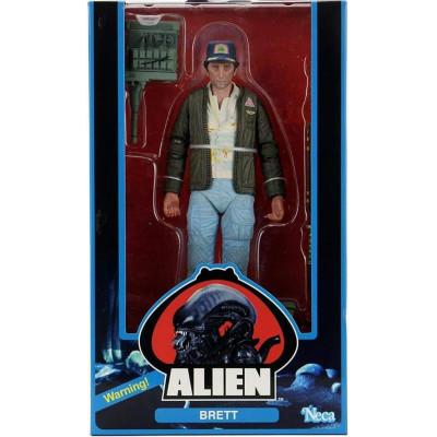 Фигурка NECA Alien 40th Anniversary - Action Figure - Brett 51699 (18 см)