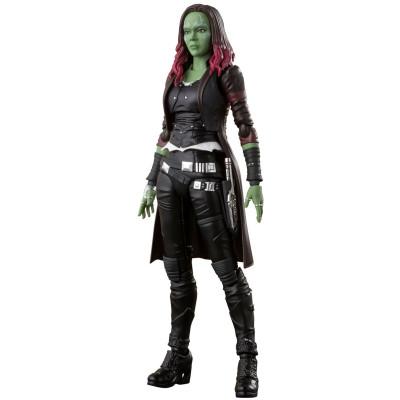Фигурка Tamashii Nations Avengers: Infinity War - S.H.Figuarts - Gamora 610065 (15 см)