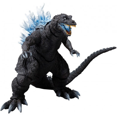 Фигурка Tamashii Nations Godzilla, Mothra and King Ghidorah: Giant Monsters All-Out Attack - S.H.MonsterArts - Godzilla (2001) (Heat Ray Ver) 610256 (16 см)