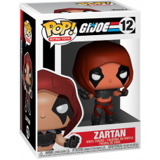 Фигурка G.I.JOE - POP! Retro Toy - Zartan (9.5 см)
