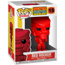 Фигурка Rock Em Sock Em Robot - POP! Retro Toys - Red Rocker (9.5 см)