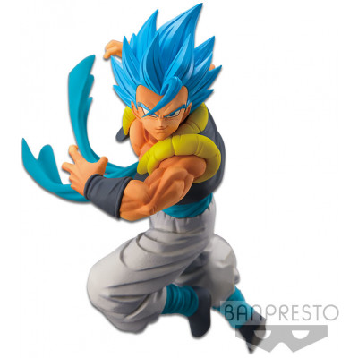 Фигурка Banpresto Dragon Ball Super - Warriors Battle Retsuden vol.5 - Super Saiyan Blue Gogeta BP19938P (17 см)