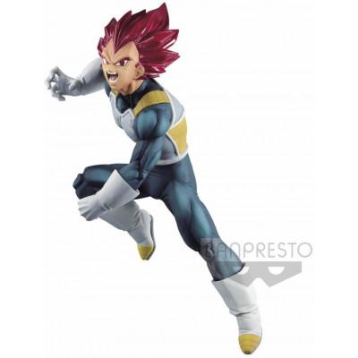 Фигурка Banpresto Dragon Ball Super: Broly - Blood of Saiyans - Super Saiyan God Vegeta (Special Ver vol.7) BP81808P (15 см)