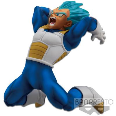 Фигурка Banpresto Dragon Ball Super - Warriors Battle Retsuden vol.7 - Super Saiyan God Super Saiyan Vegeta BP16096P (10 см)