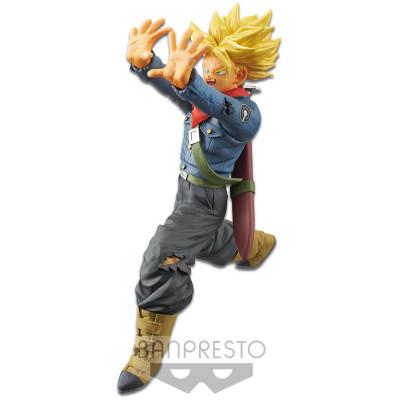 Фигурка Banpresto Dragon Ball Super - Super Saiyan Future Trunks (Galick Gun) BP81844P (17 см)