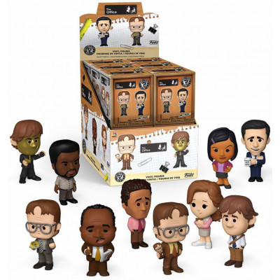 Фигурка Funko The Office - Mystery Minis (1 шт, 7.5 см) 49993